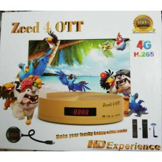 Zeed444 OTT one year Free Online TV